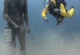 Apox underwater, Historical underwater park Mali Lošinj